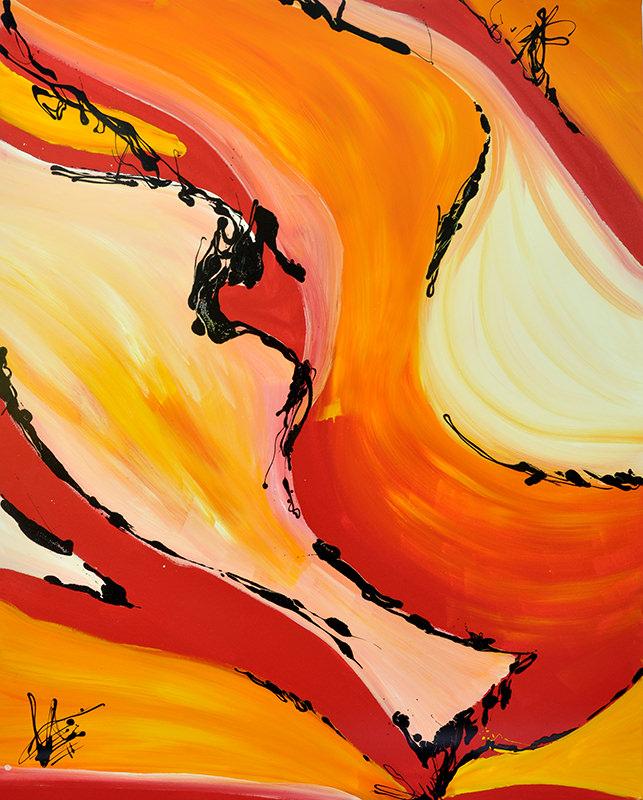 2012-flammes_160x130_acrylique_sur_toile