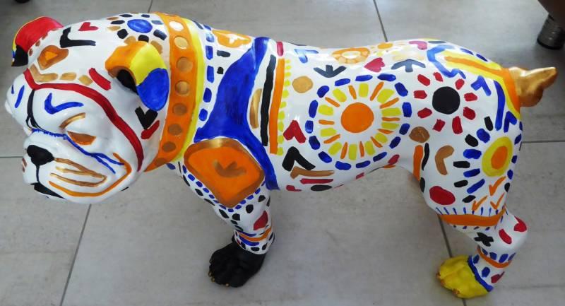 Bulldog anglais acidulé